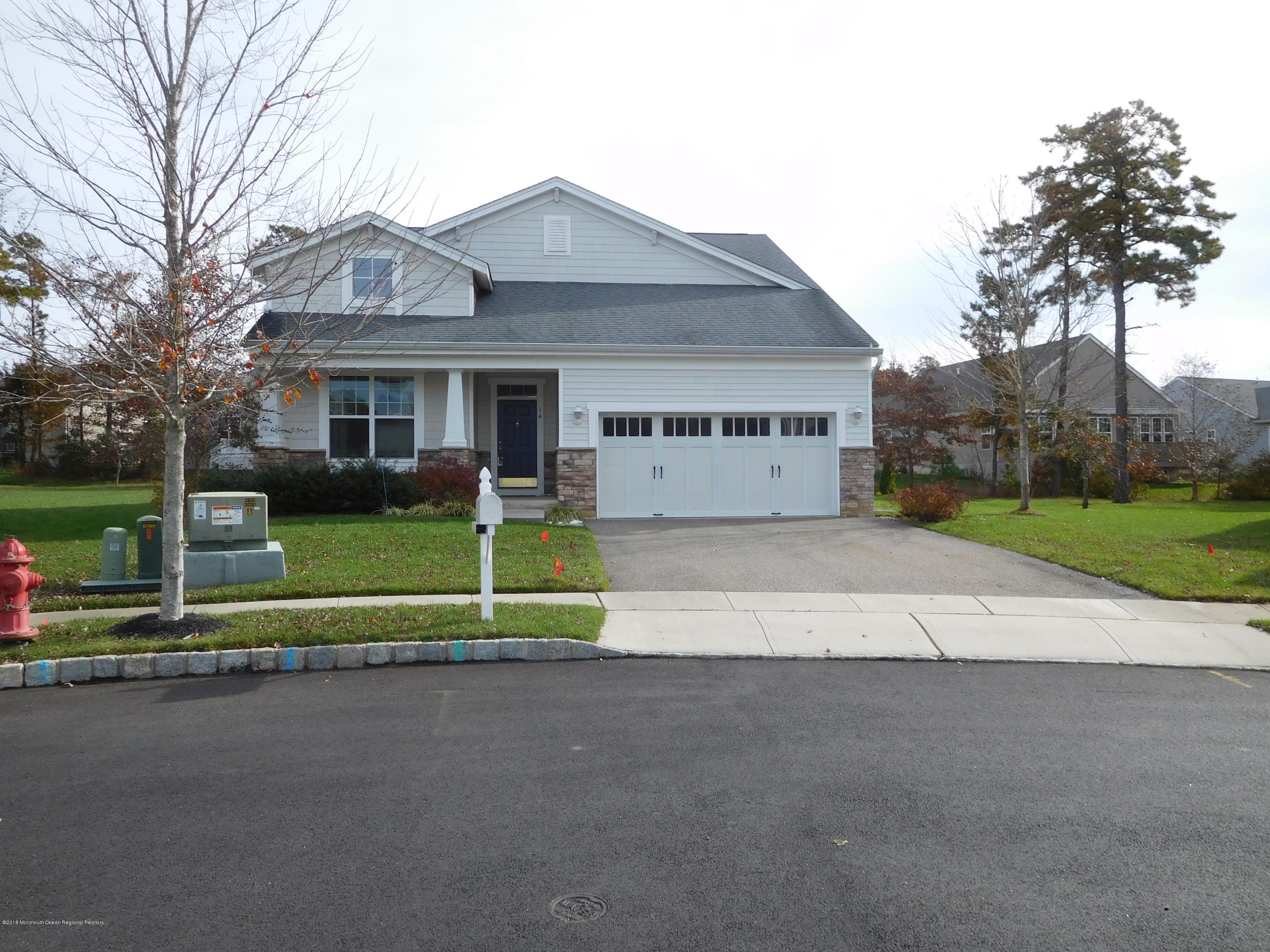 14 CHARLESTON COURT, LITTLE EGG HARBOR, NJ 08087