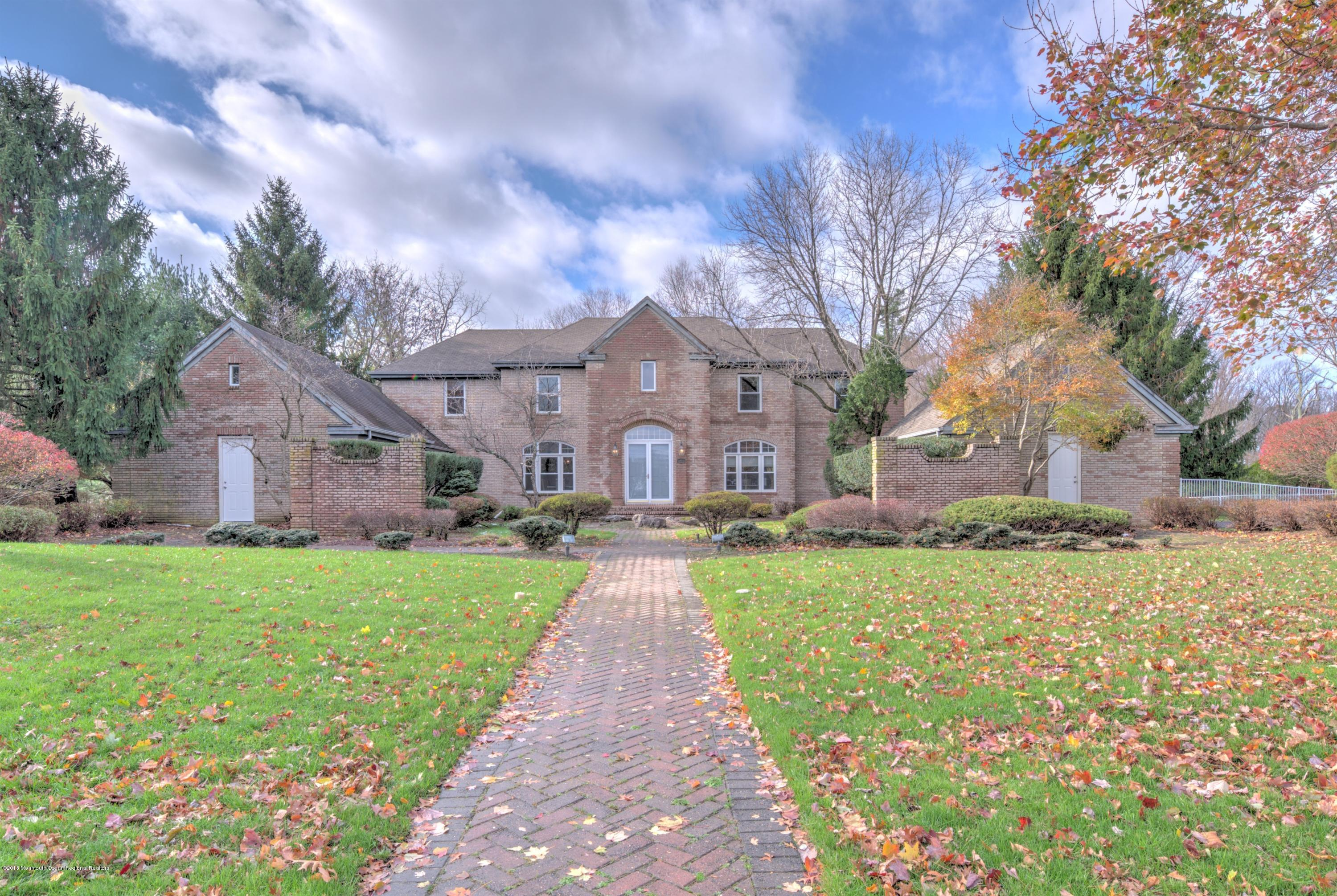 48  Blue Hills Drive, Holmdel, New Jersey