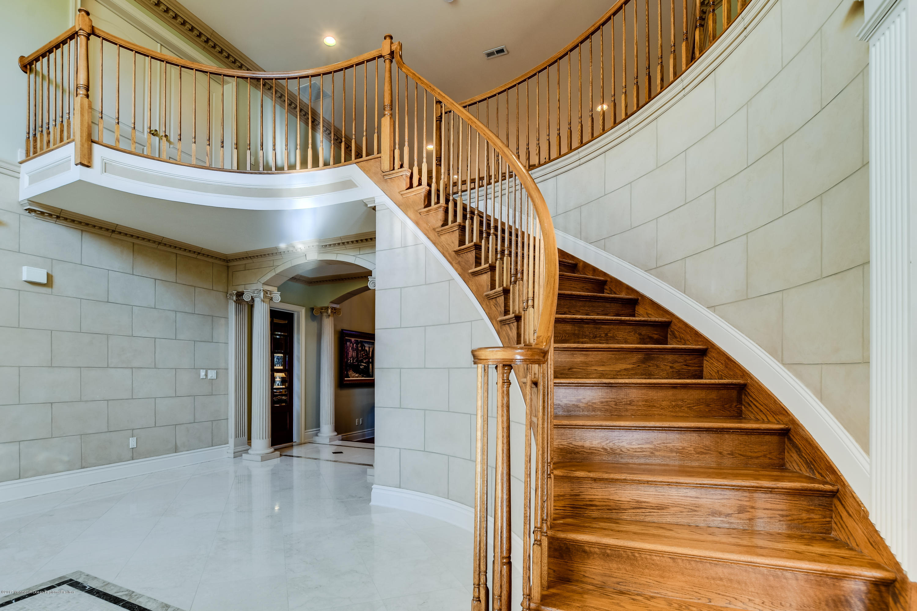 Staircase Leading to 2nd Level