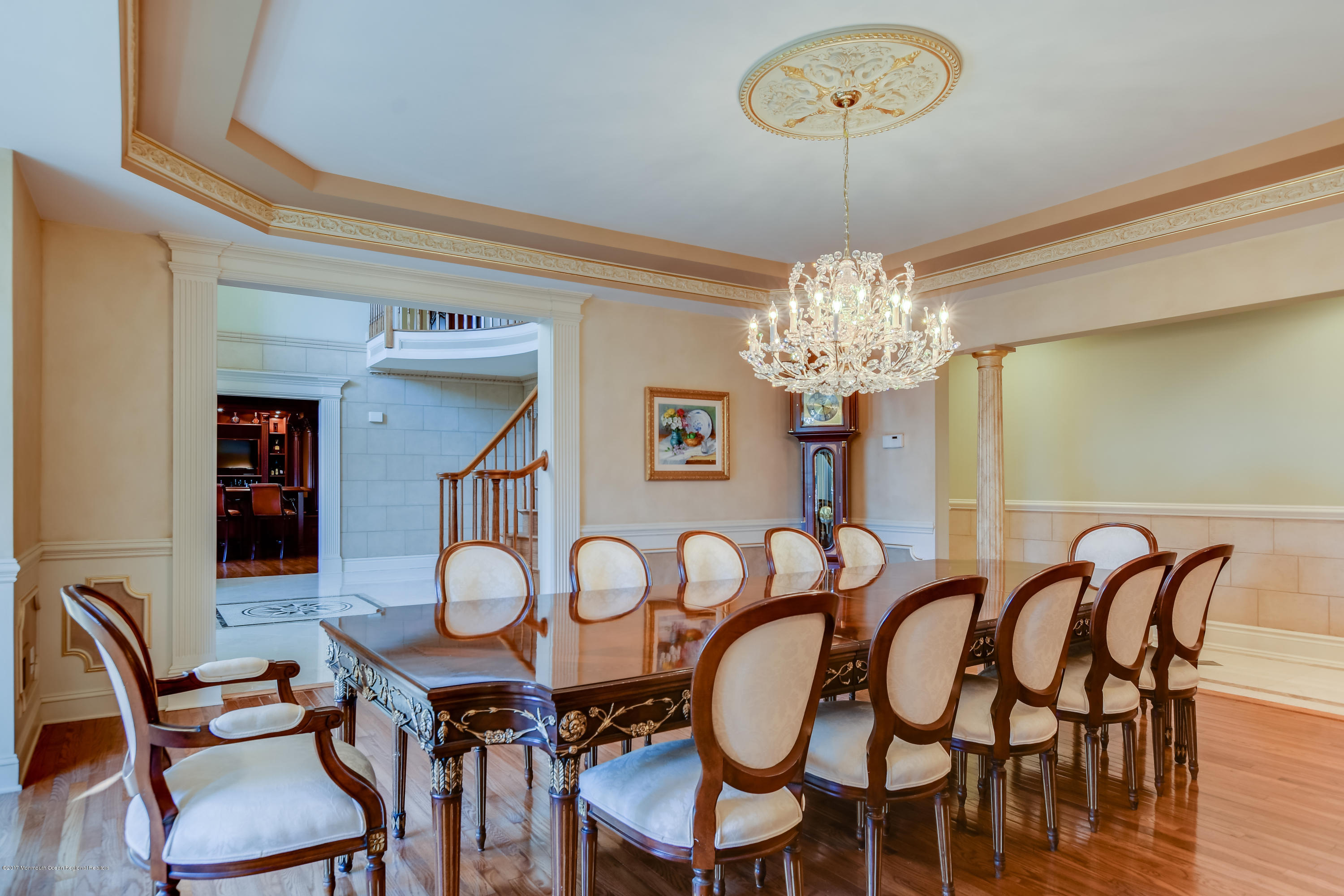 Banquet Sized Dining Room