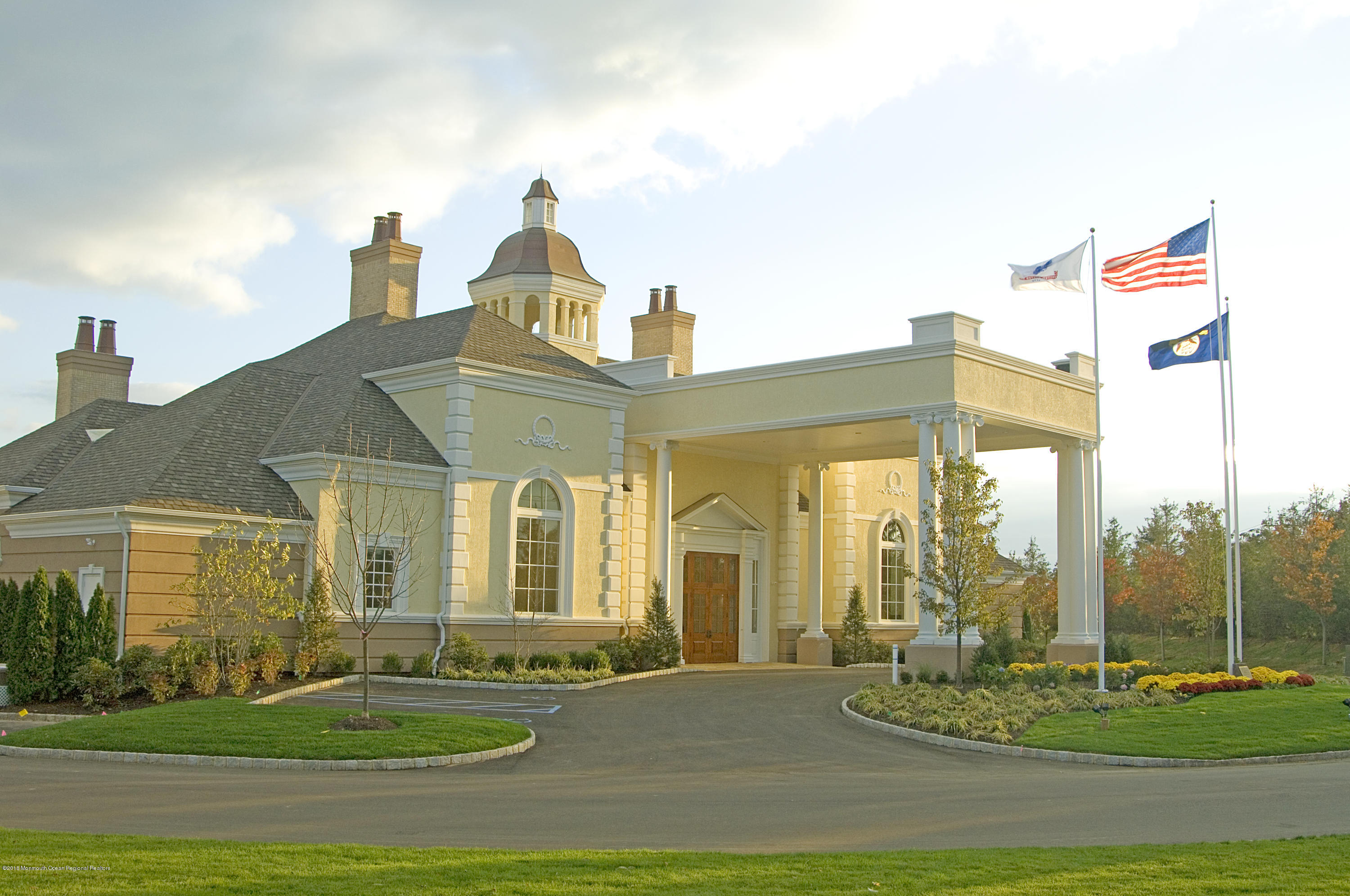 The Clubhouse at The Monmouth
