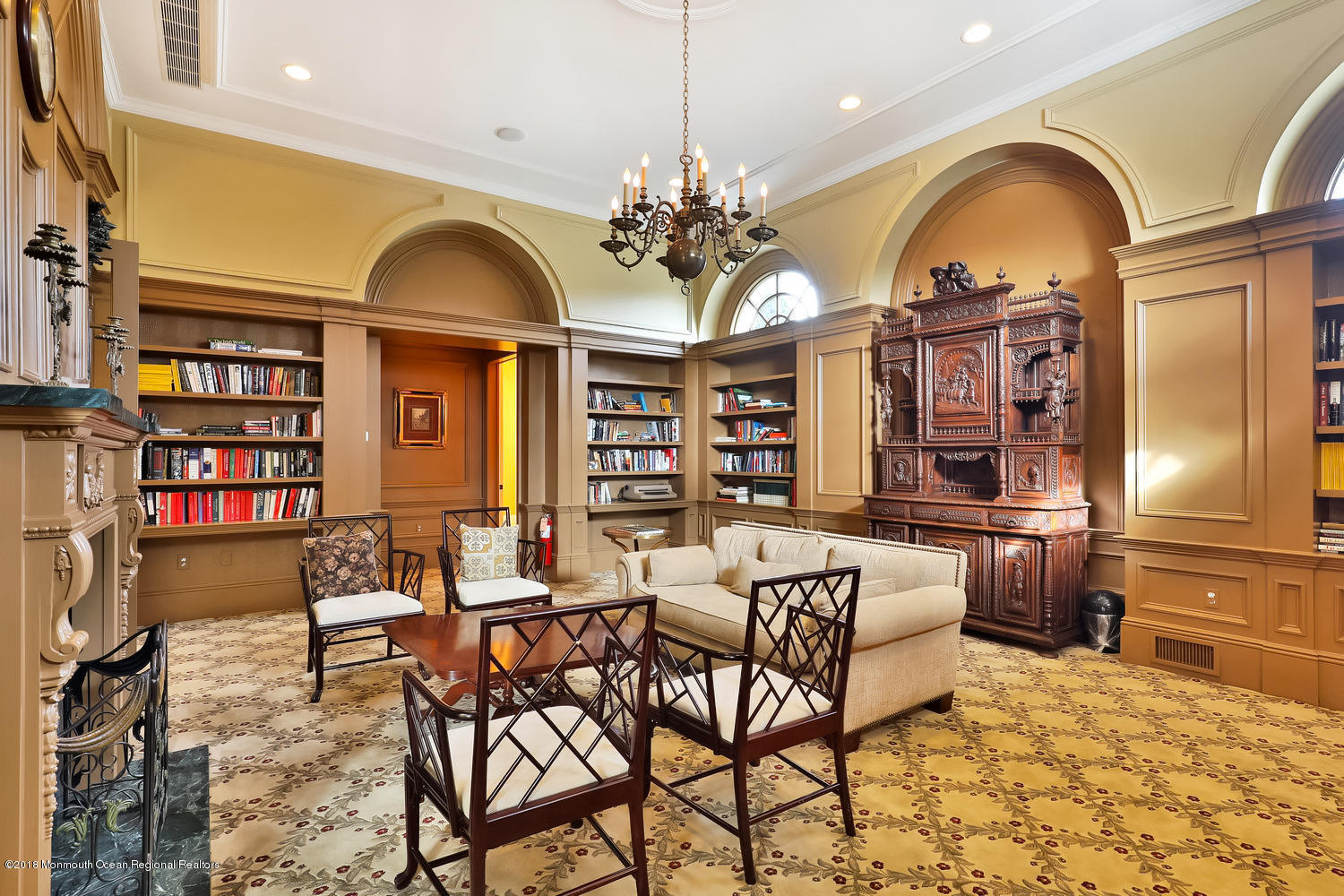 Clubhouse Library