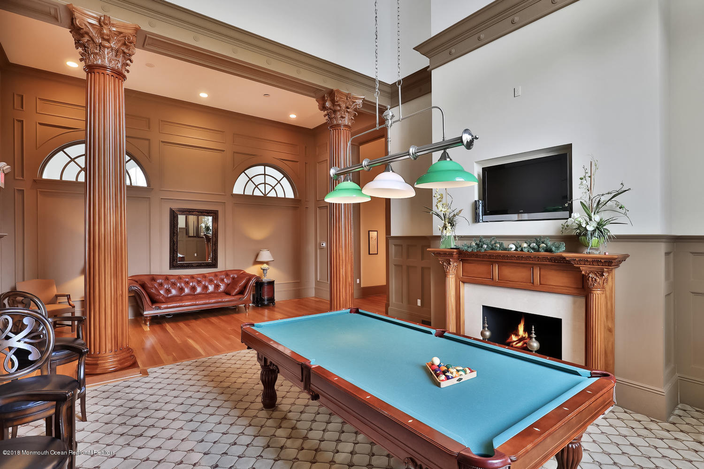 Clubhouse Billiard Room