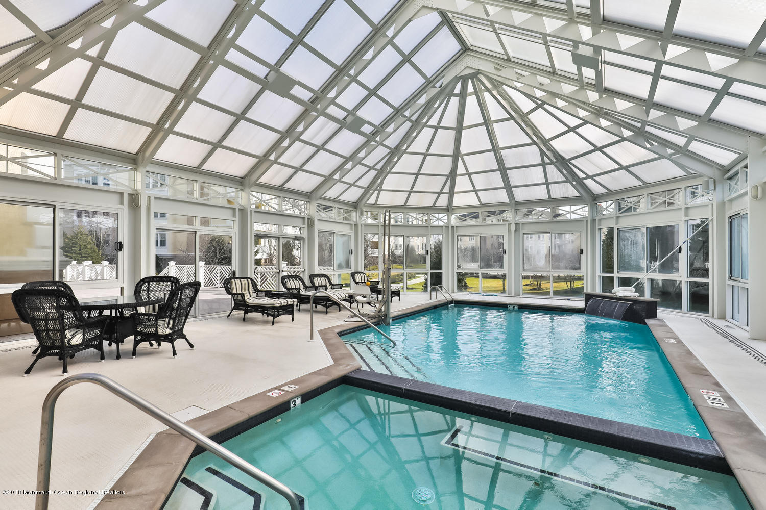 Clubhouse Indoor Pool & Spa