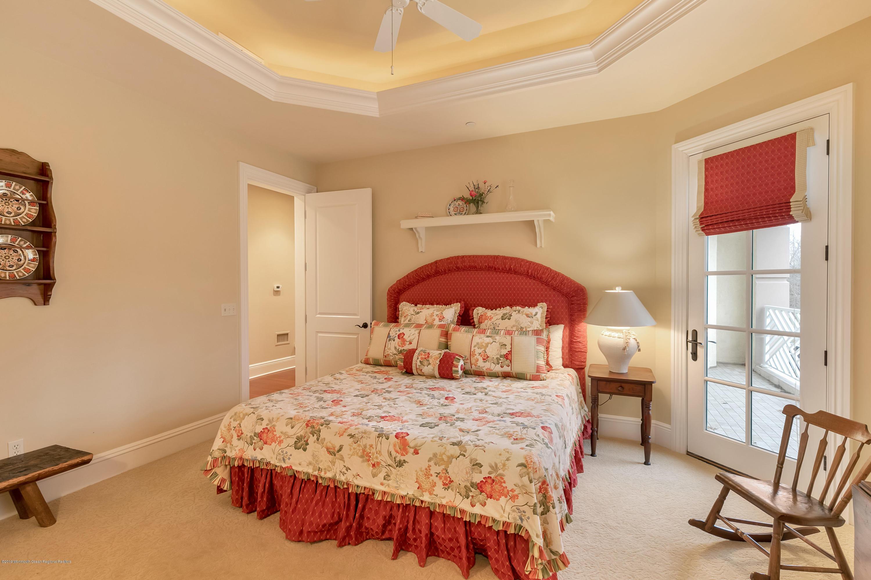 Bedroom 3 Door to Terrace