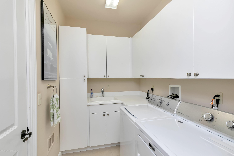 Laundry Room w Closet