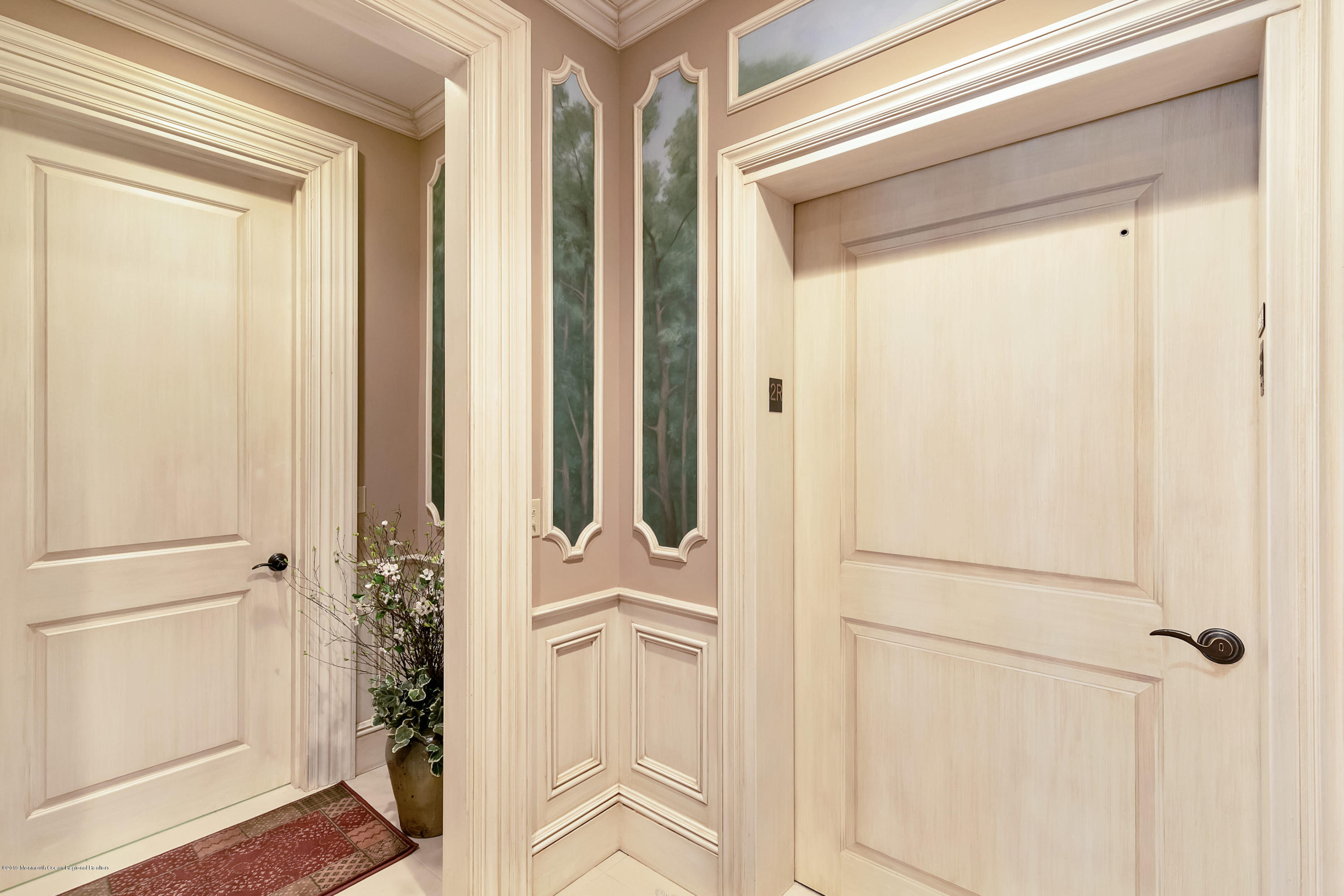Elevator at Private Entrance