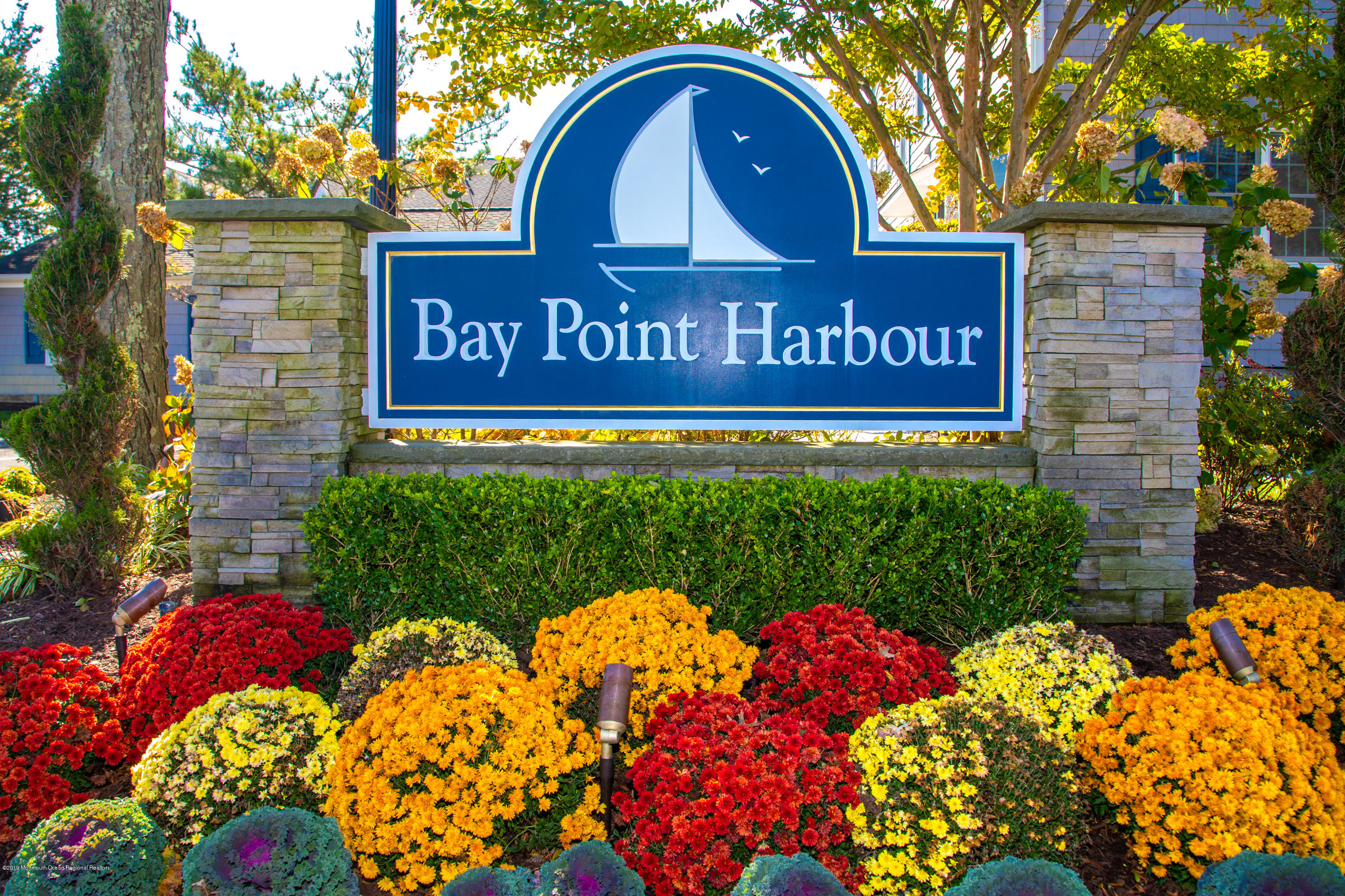 Bay Point Harbour Seasons