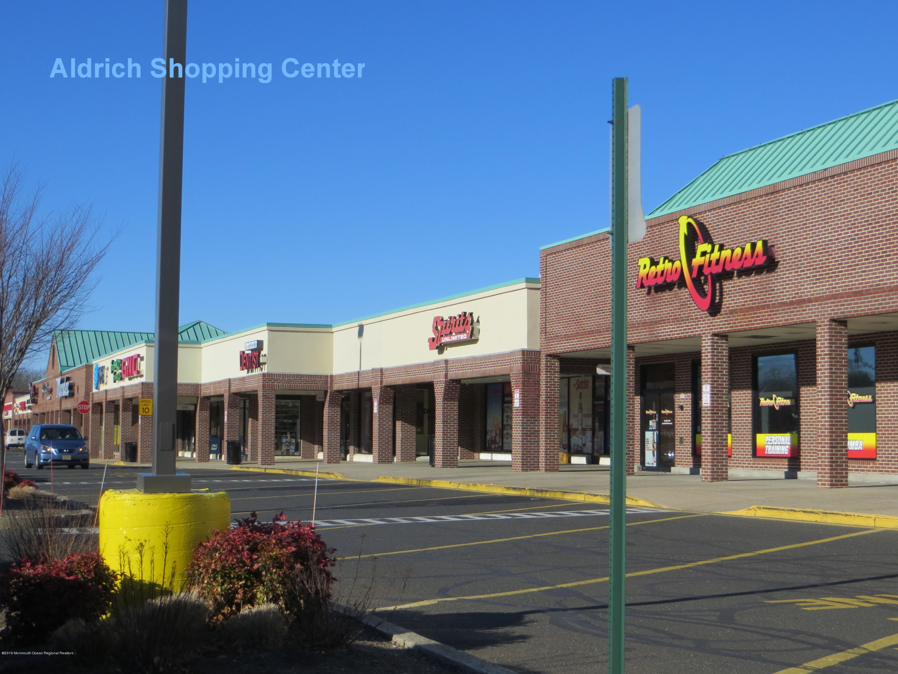 Shopping and Restaurants