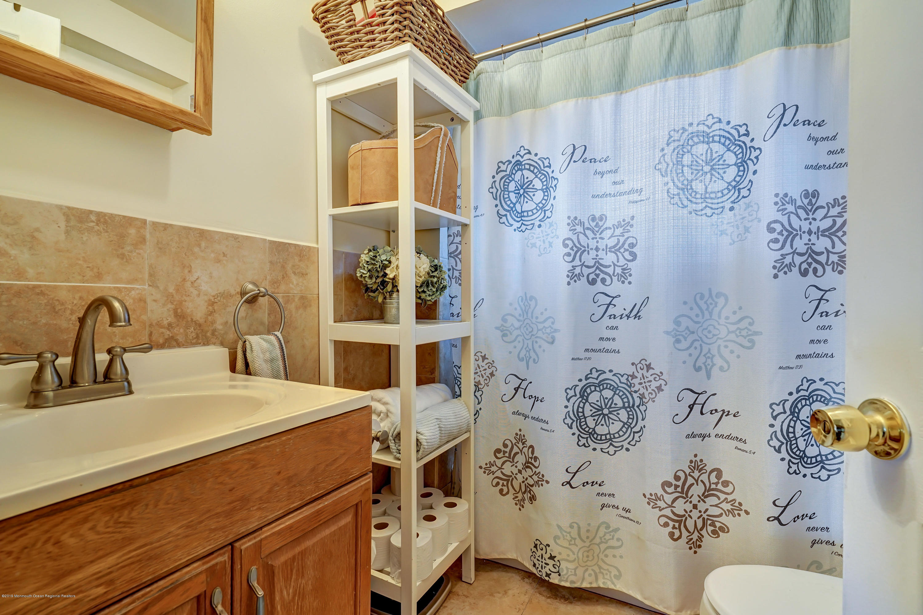 first floor full bath