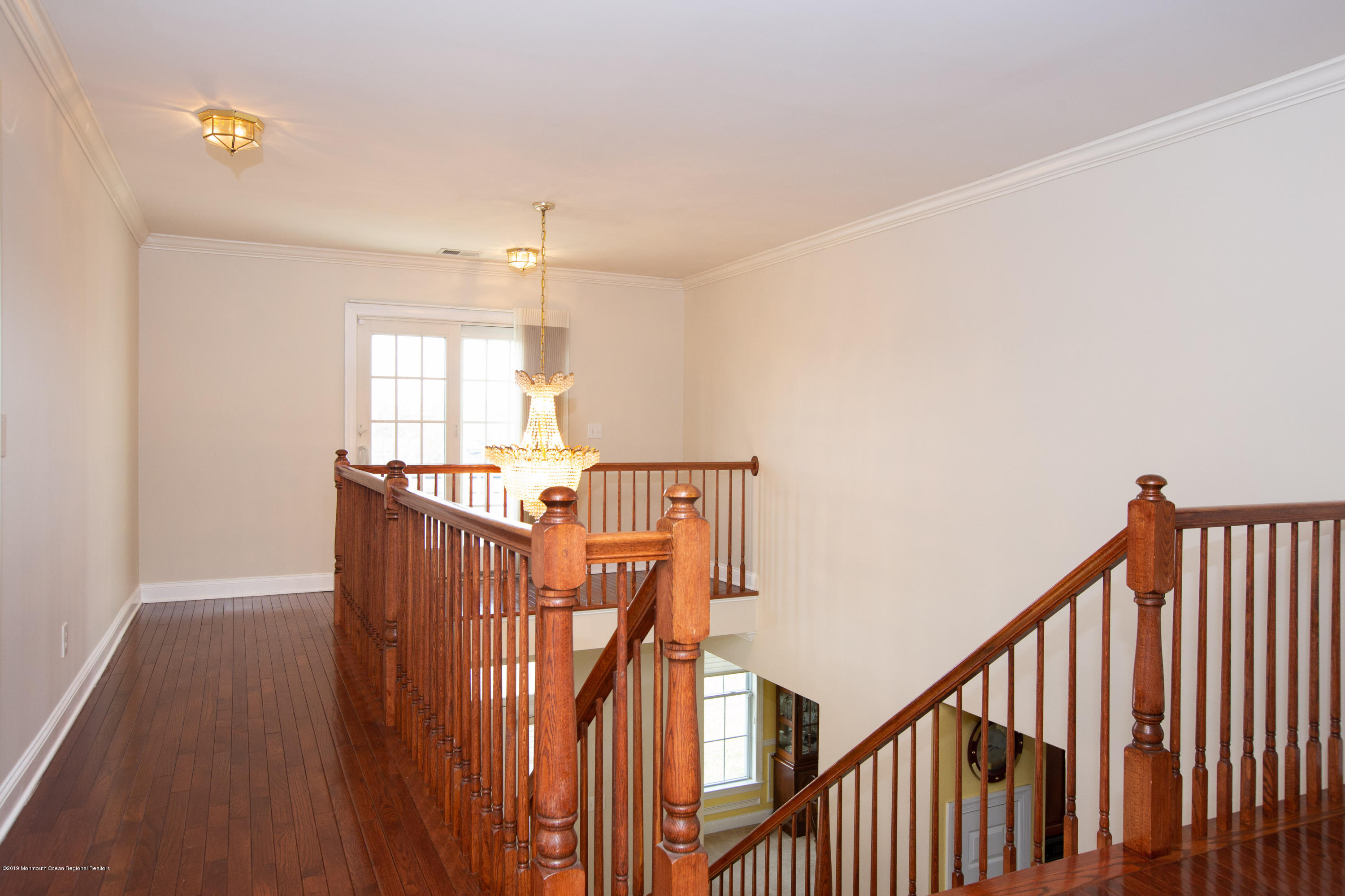 Lofted Foyer