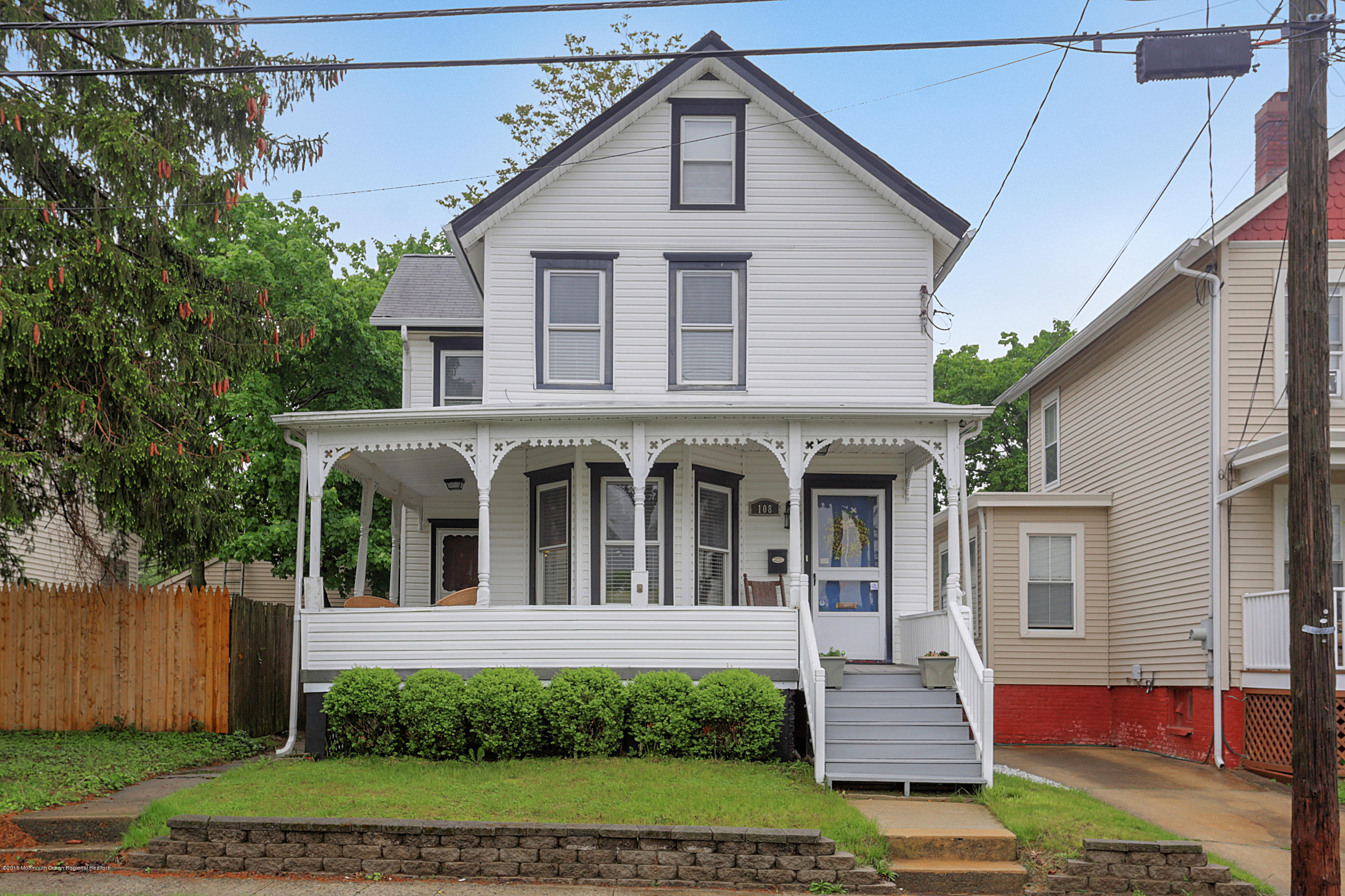 Photo of 108 Church Street, Keyport, NJ 07735