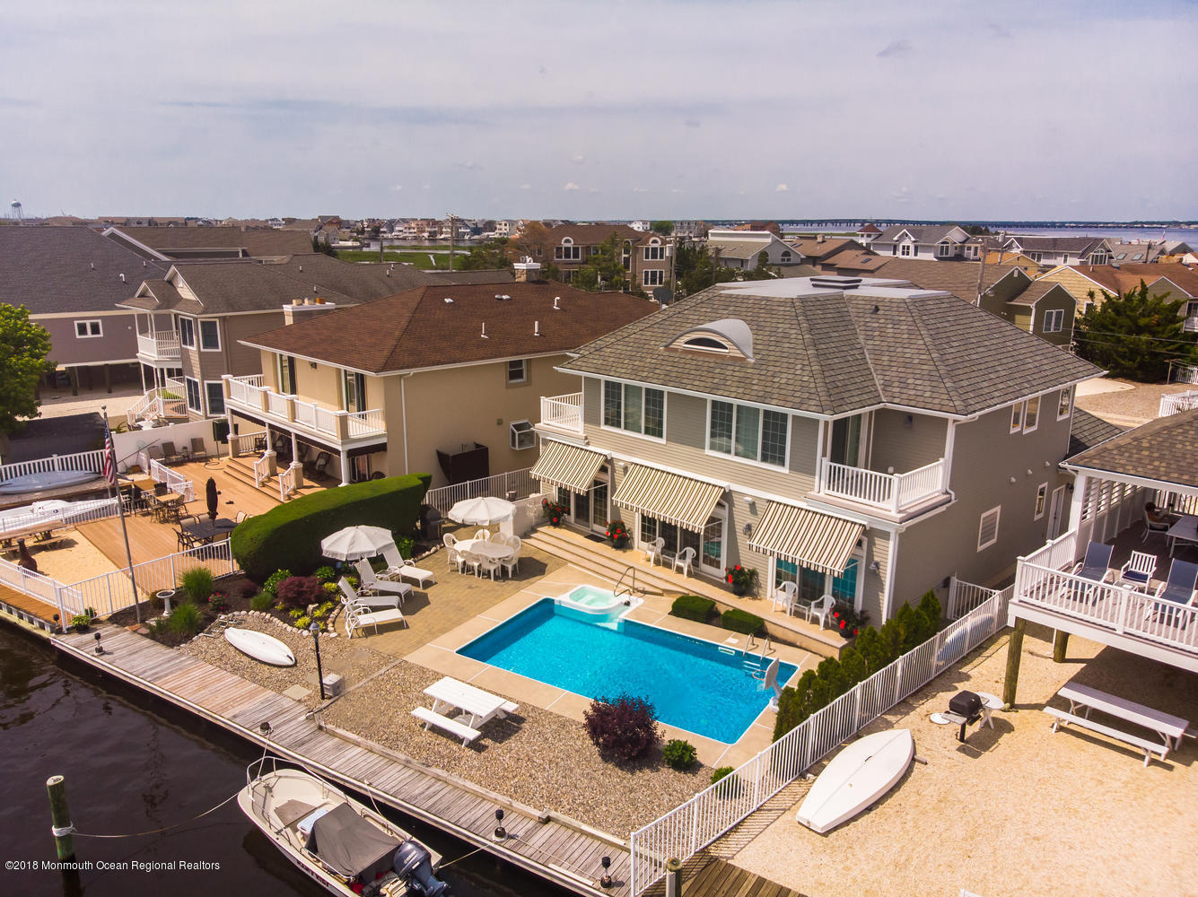 Photo of 110 Dickman Drive, Lavallette, NJ 08735