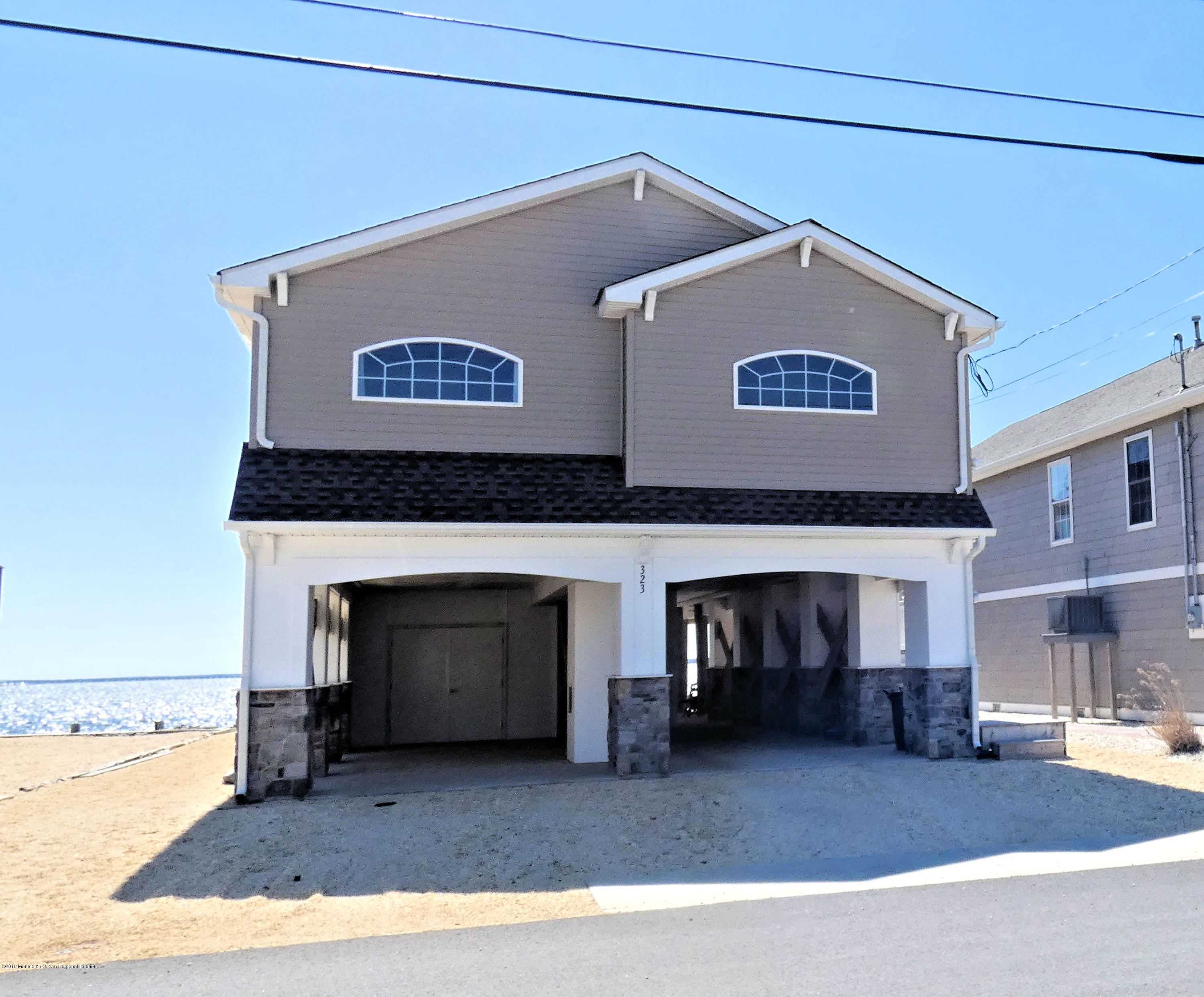 Photo of 323 W Bayview Drive, Lavallette, NJ 08735