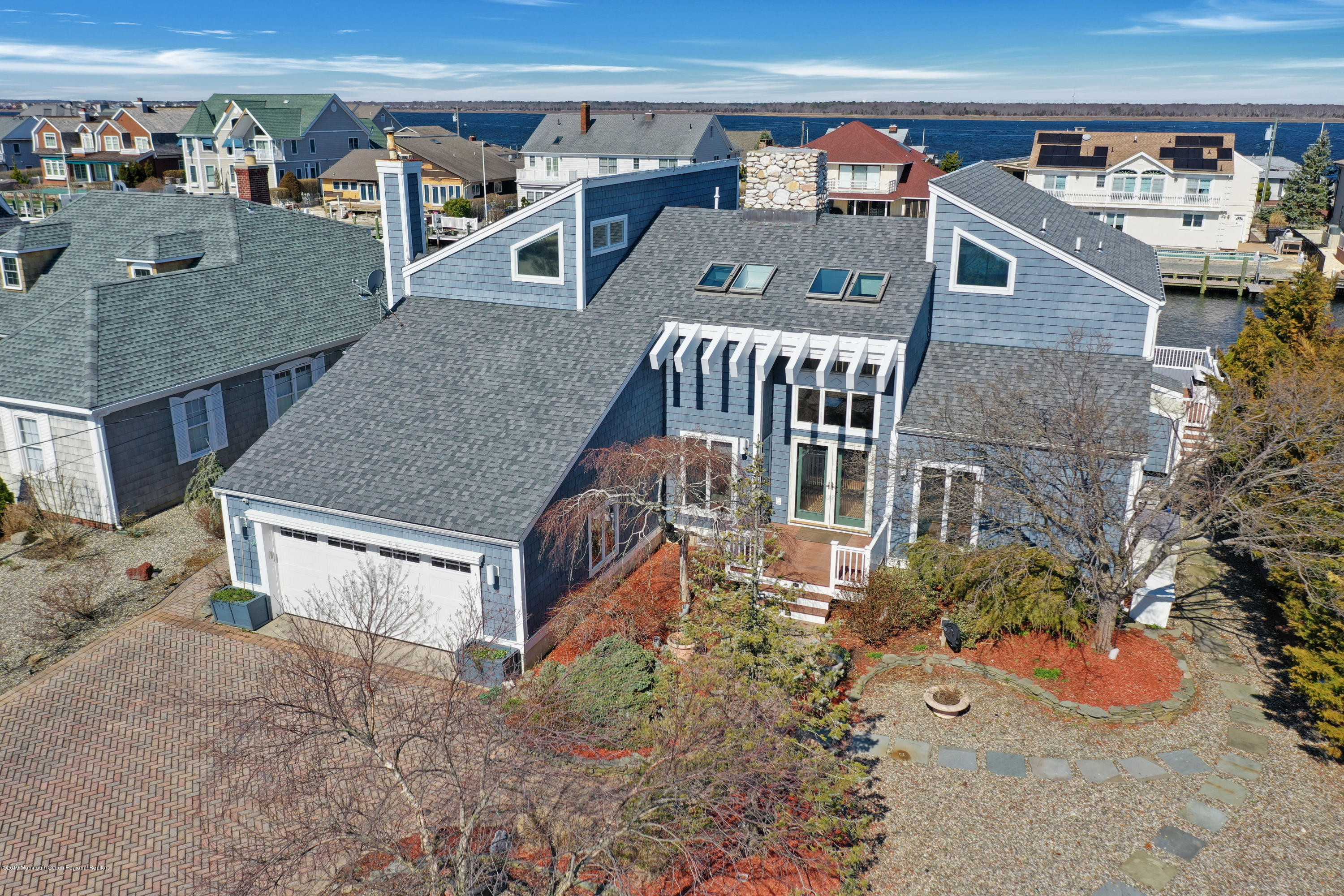 Photo of 129 Squan Beach Drive, Mantoloking, NJ 08738