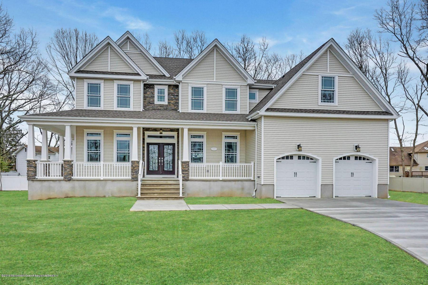 842 Ethan Court, Toms River, New Jersey