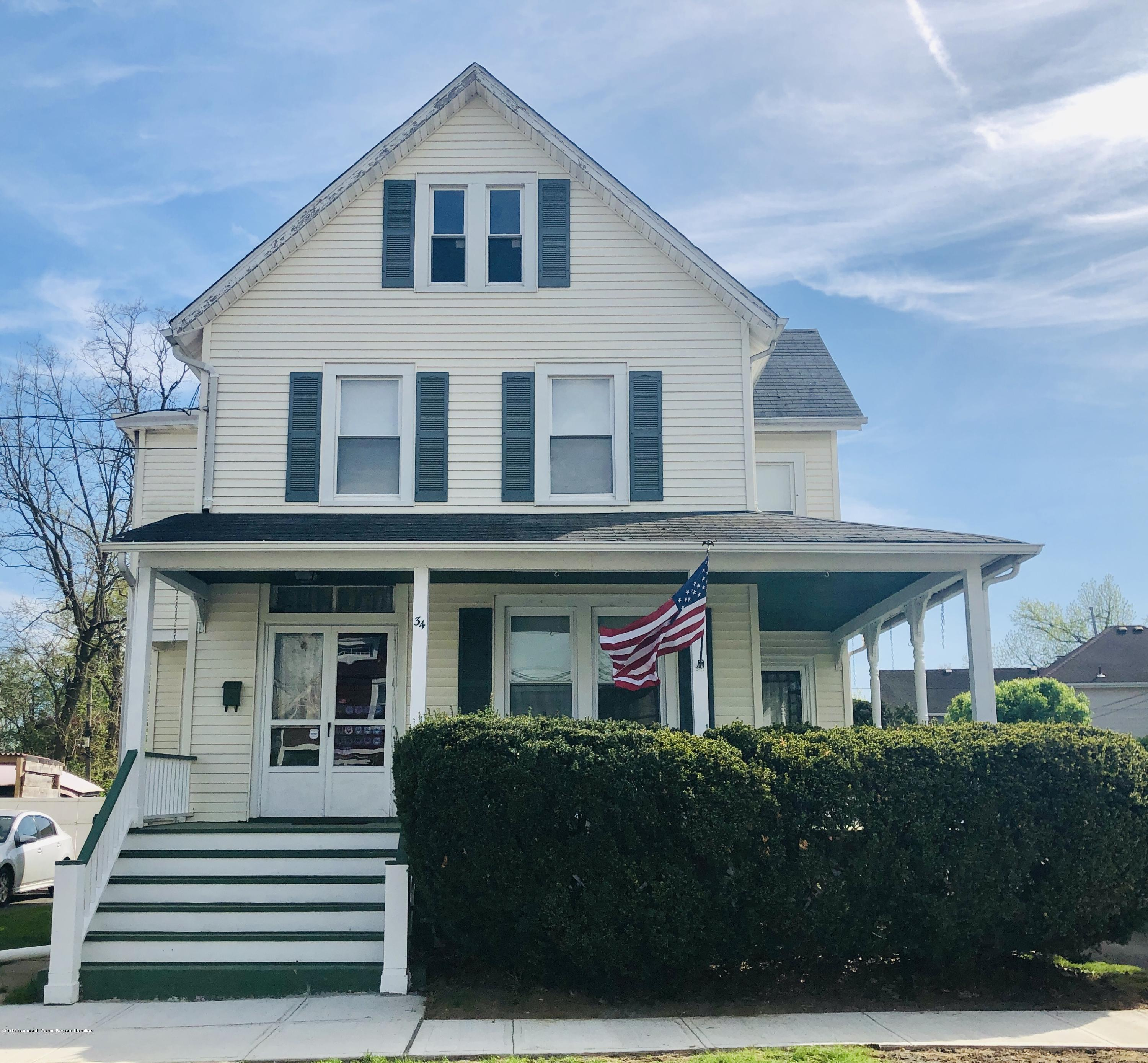 Photo of 34 Mclean Street, Freehold, NJ 07728