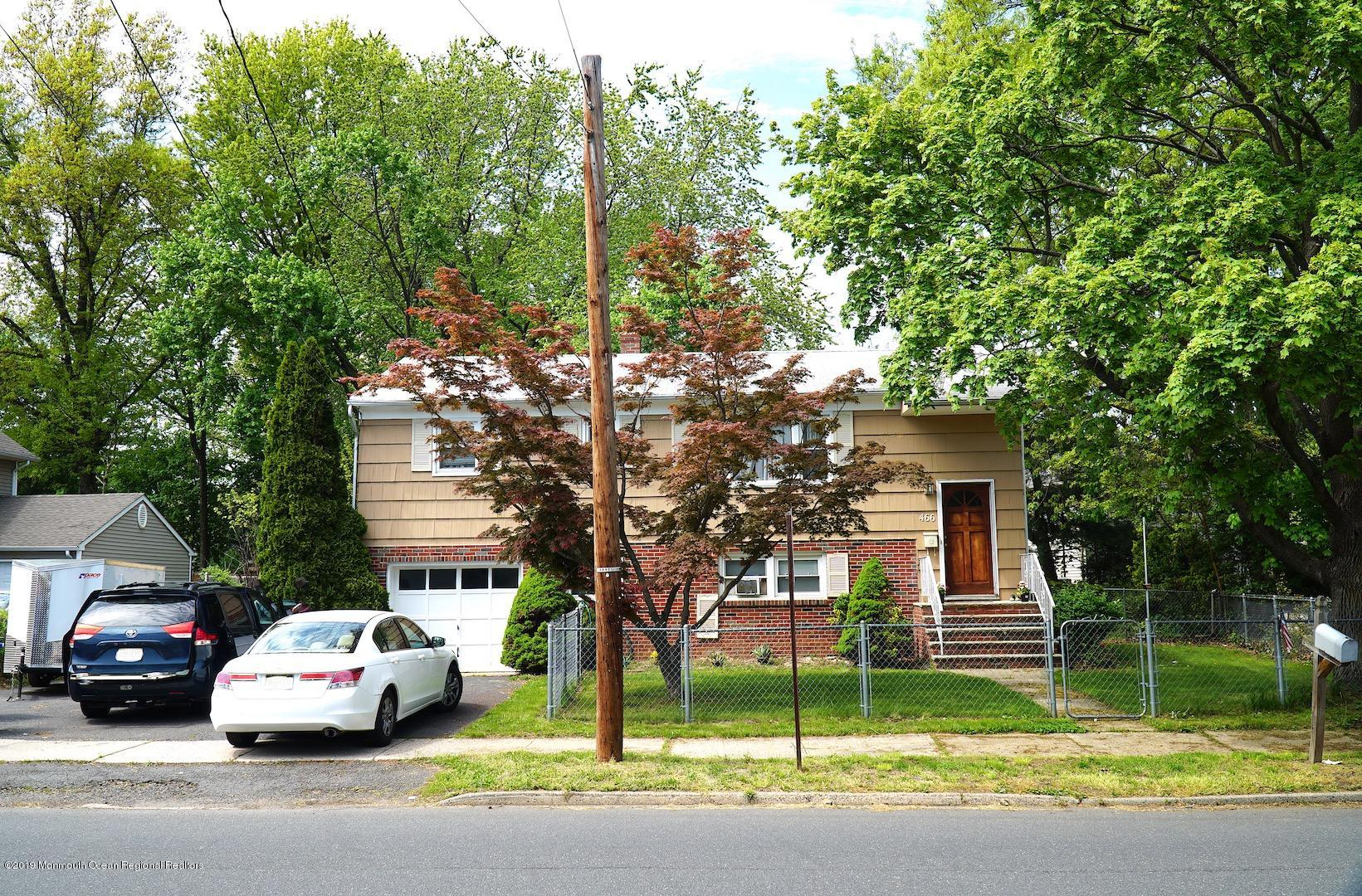 466  Old Post Road, Edison in Middlesex County, NJ 08817 Home for Sale