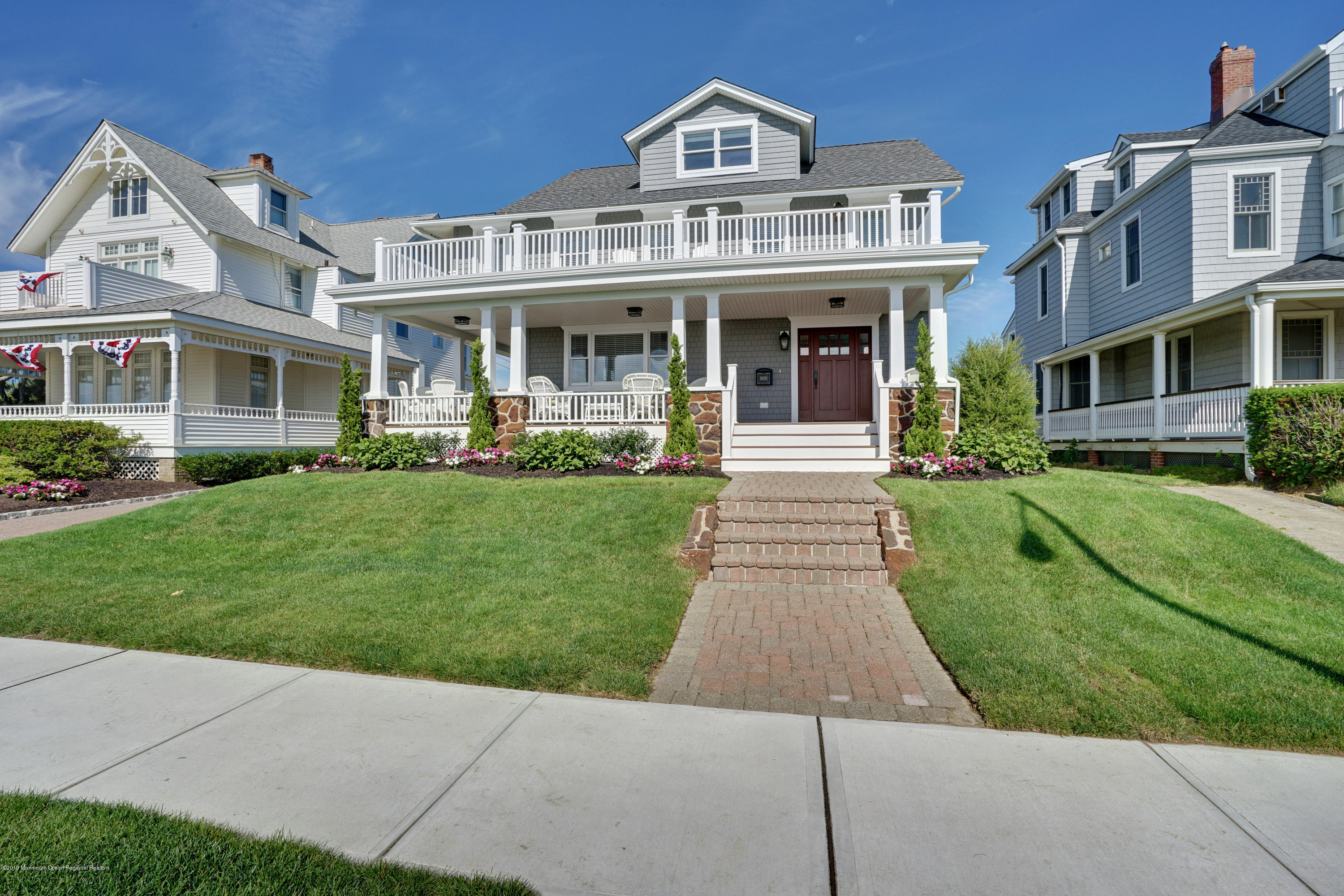 Tremendous Property For Rent At 1609 Ocean Avenue In Spring Lake Nj Home Interior And Landscaping Oversignezvosmurscom