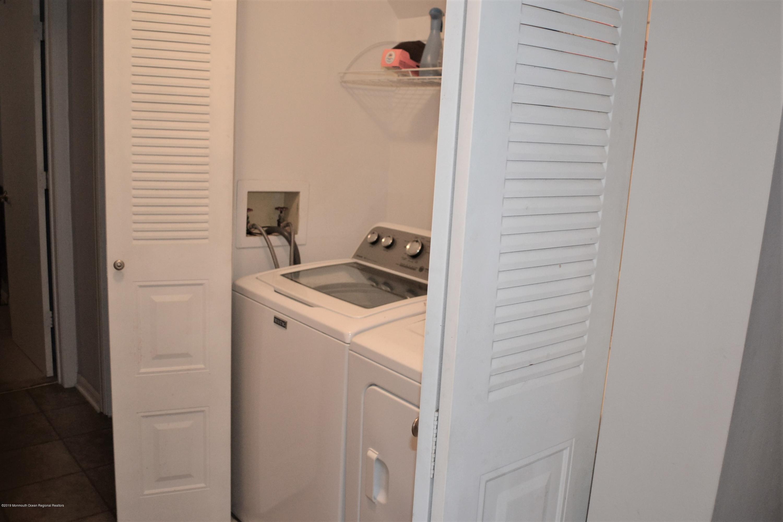 laundry doors open
