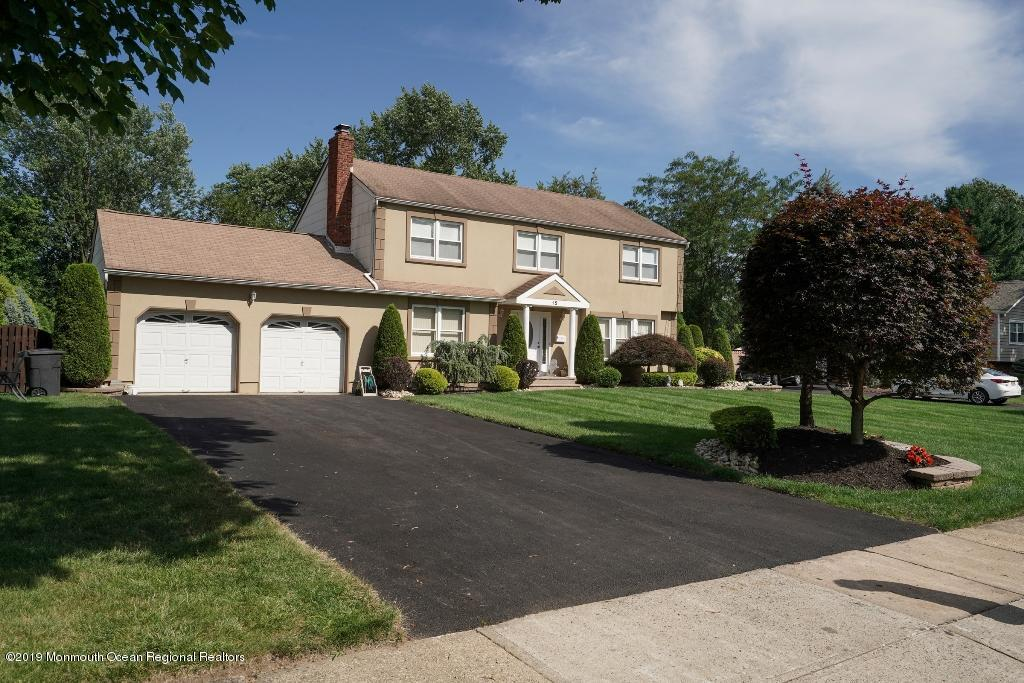 15 Braun Place, Freehold, New Jersey