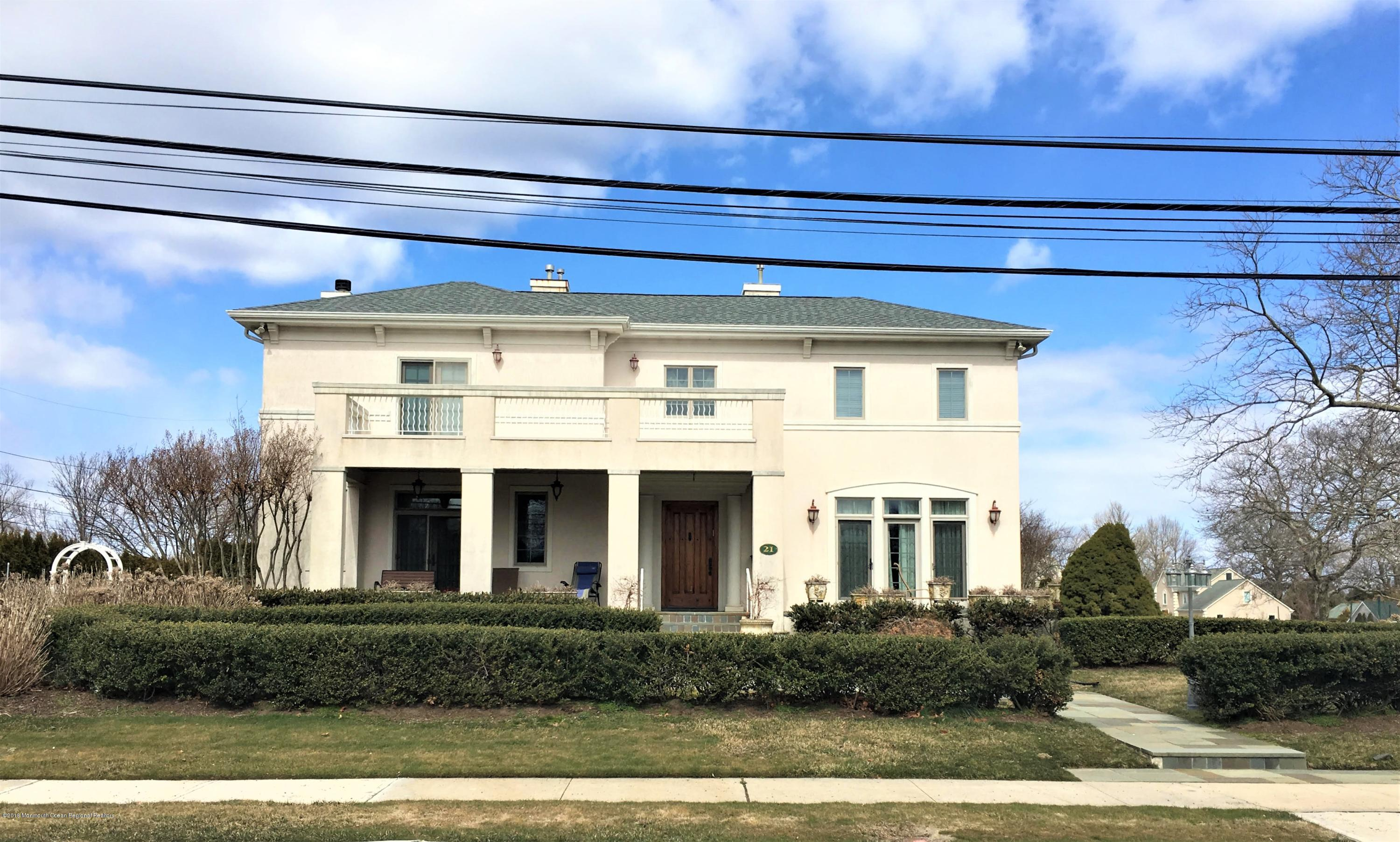 Photo of 21 Lawrence Avenue, Deal, NJ 07723