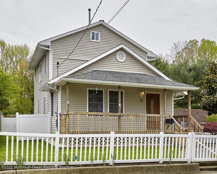 Property Photo: 35 Magnolia Avenue New Egypt, NJ 08533