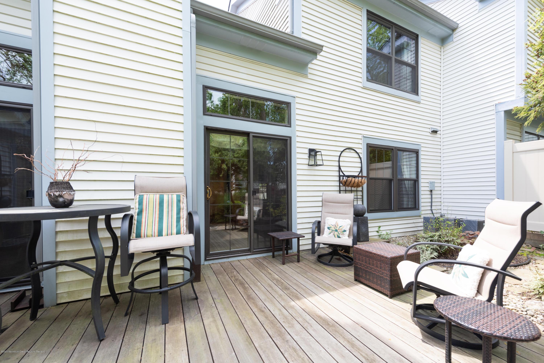 Backyard Mahogany Deck 3