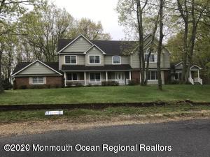 Property Photo: 2440 Allenwood Lakewood Road Allenwood, NJ 08720