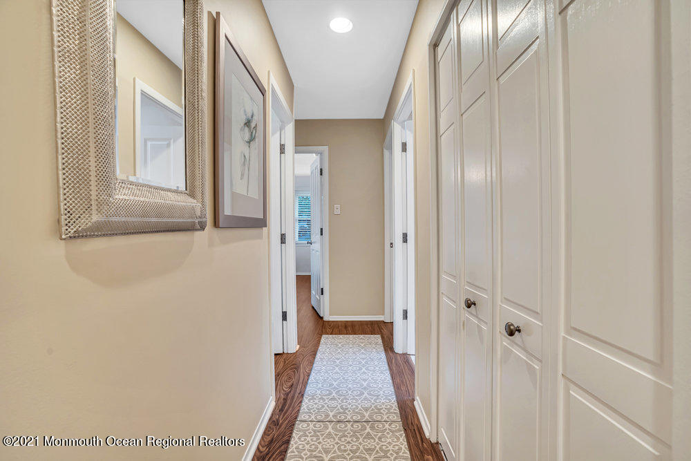 HALL TO BEDROOMS