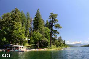 Single Family Home for Sale at 14833 Sunburst Drive Bigfork, Montana 59911 United States