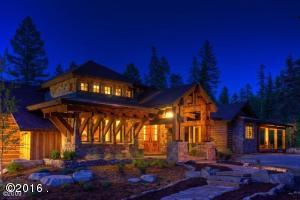 Single Family Home for Sale at 1263 Spencer Ridge Road Whitefish, Montana 59937 United States
