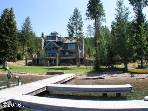 Single Family Home for Sale at 28835 Rocky Point Road Polson, Montana 59860 United States
