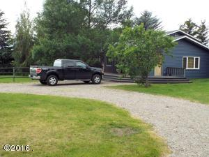 Single Family Home for Sale at 73433 Blodgett Lane Arlee, Montana 59821 United States