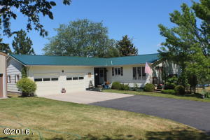 Single Family Home for Sale at 34558 Us Highway 93 Big Arm, Montana 59910 United States