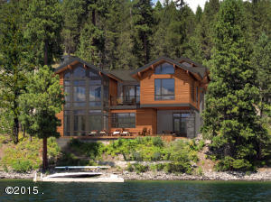 Single Family Home for Sale at 2532 East Lakeshore Drive Whitefish, Montana 59937 United States