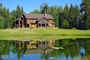 Single Family Home for Sale at 190 Black Bear Lane Bigfork, Montana 59911 United States