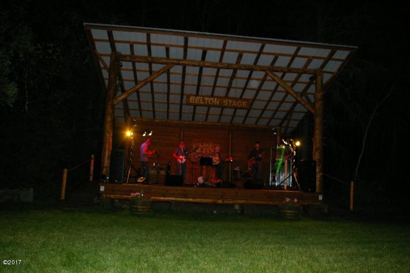 Teakettle Mtn Boys on Belton Stage