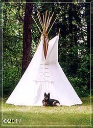 TeePee Camping at Lake Five