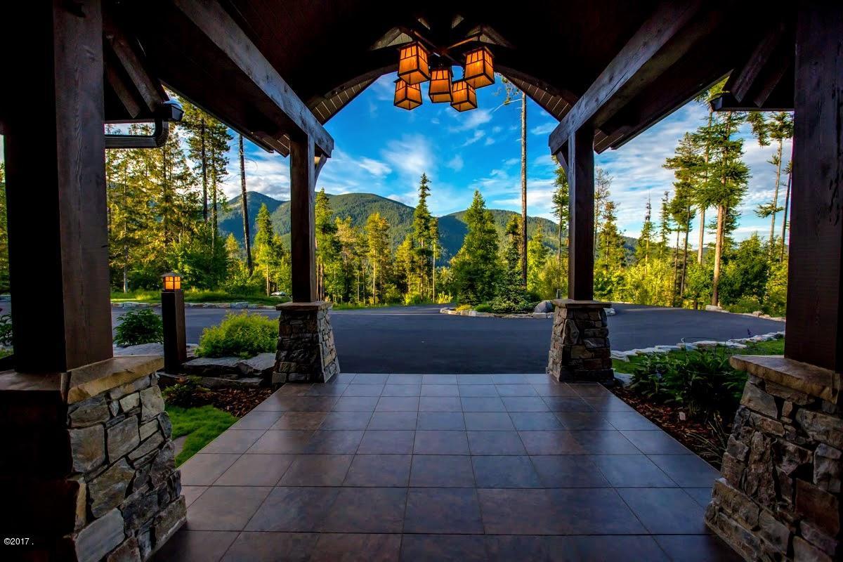 View to Whitefish Mountain Resort
