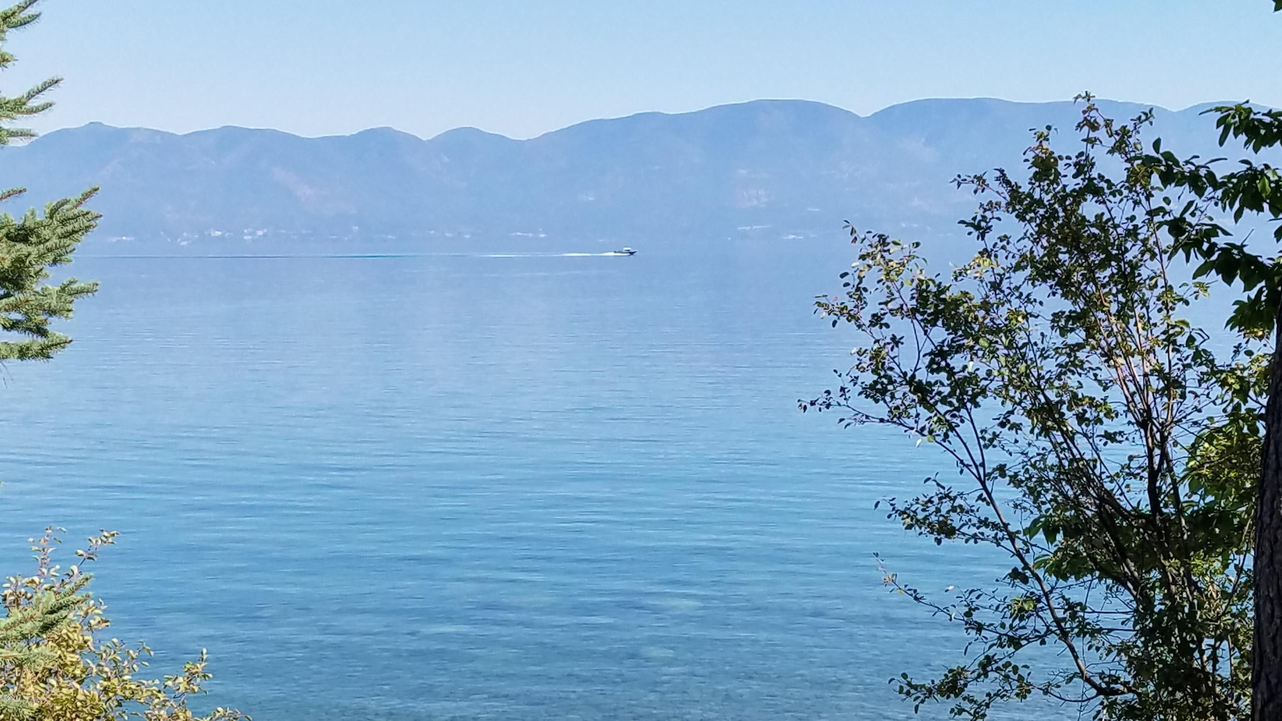Flathead Lake boating
