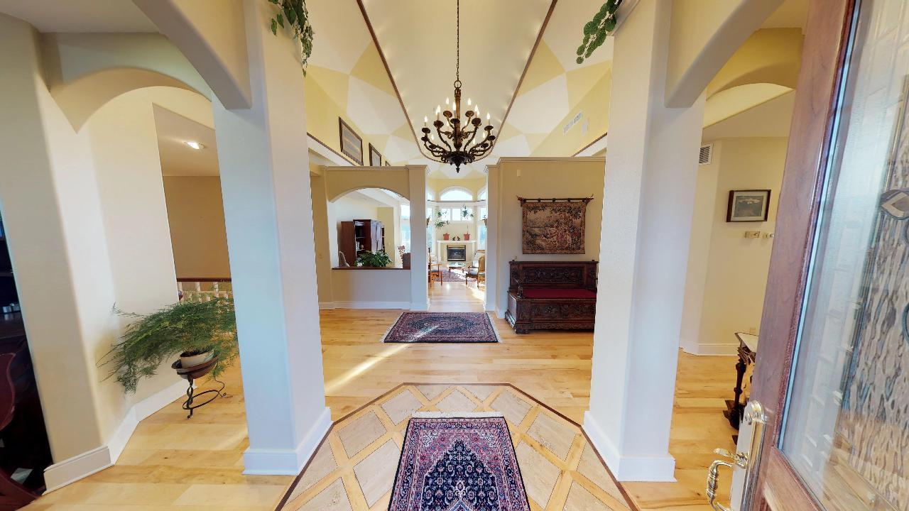 Main Interior Entrance