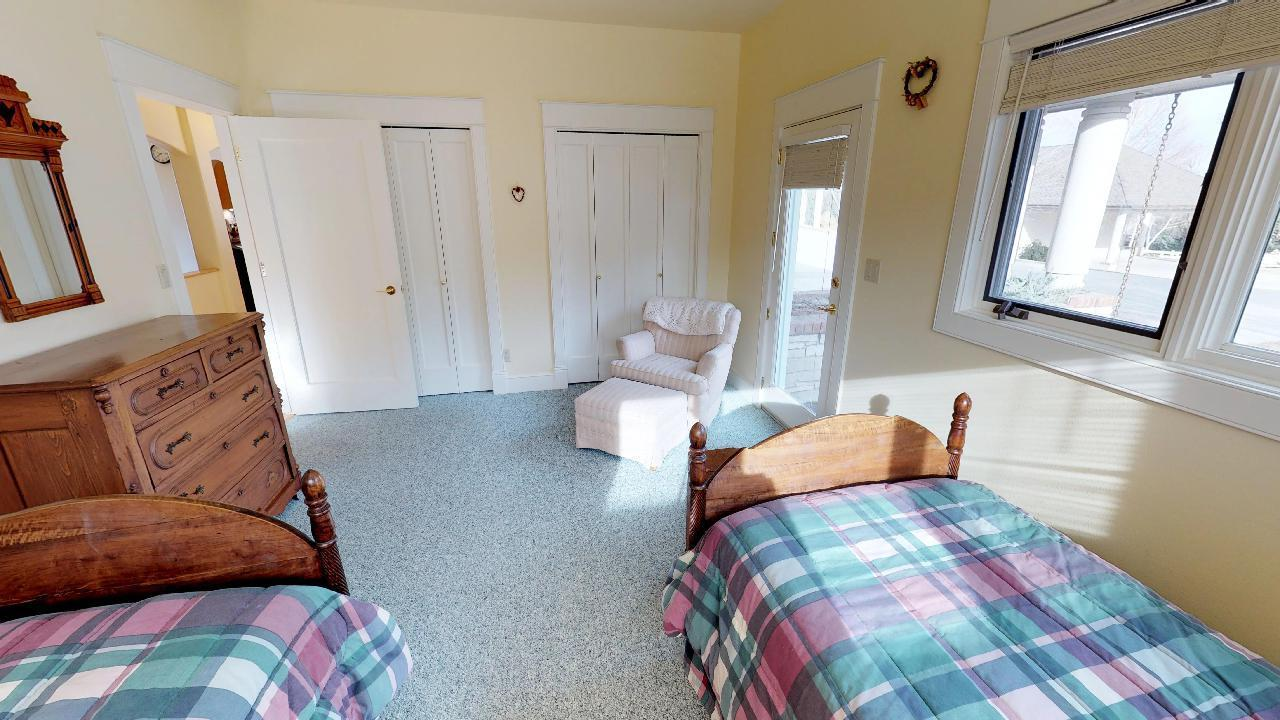 Guest Bedroom with Patio