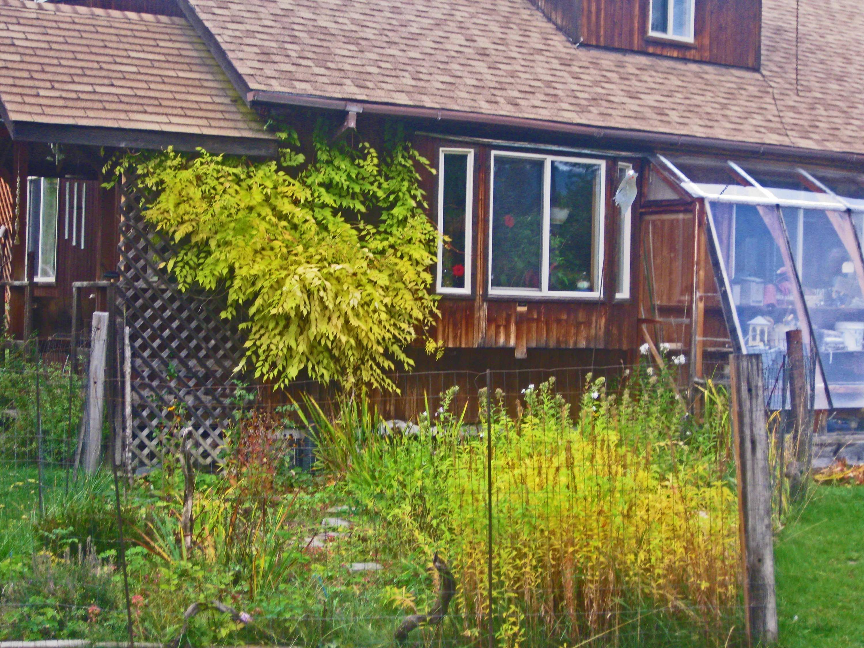 Custom Home with Greenhouse