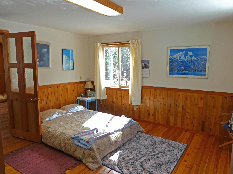 Bedroom on main level