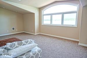 Private Mastet Bedroom Overlooking Lake