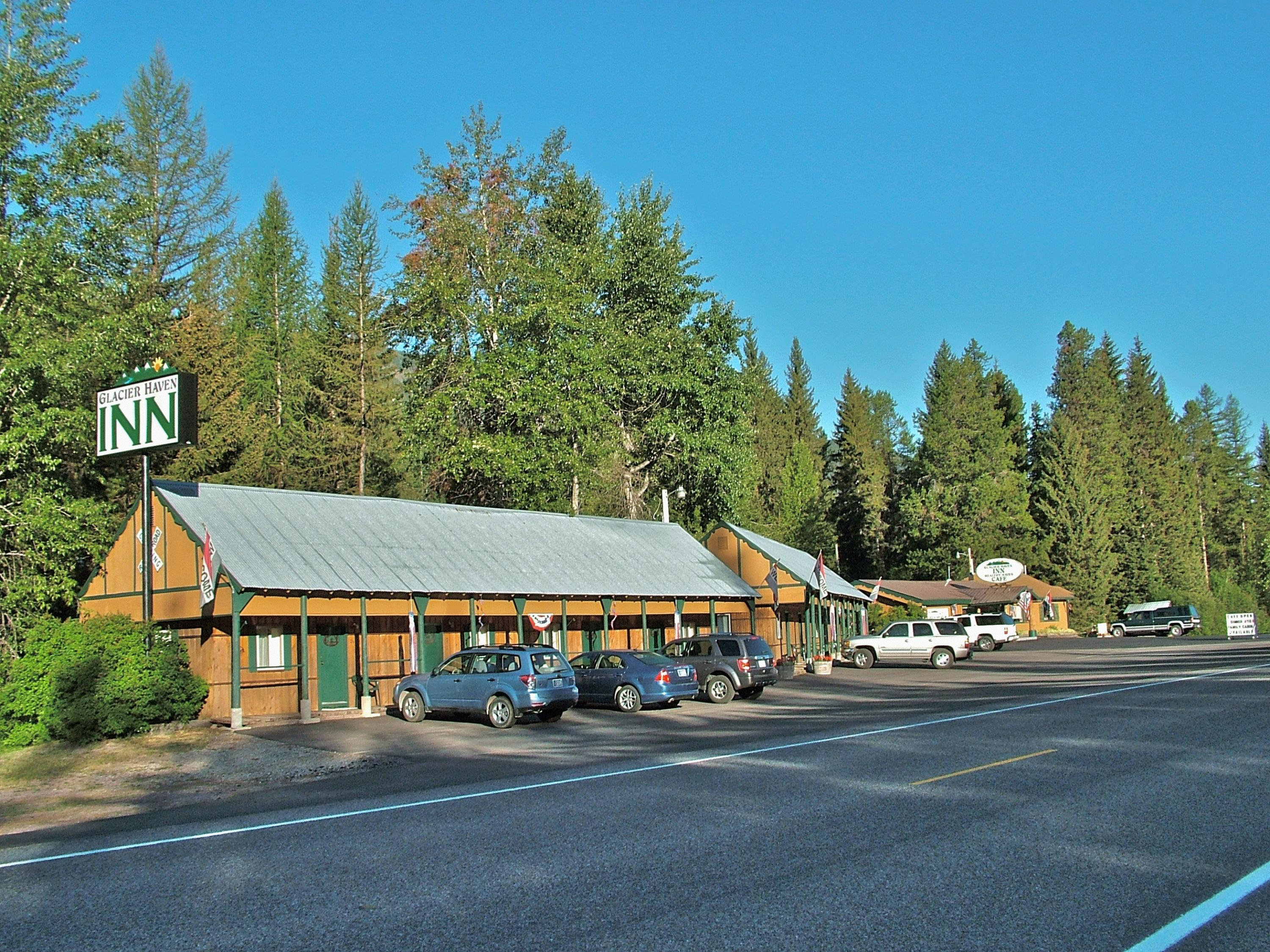 Glacier Haven Inn