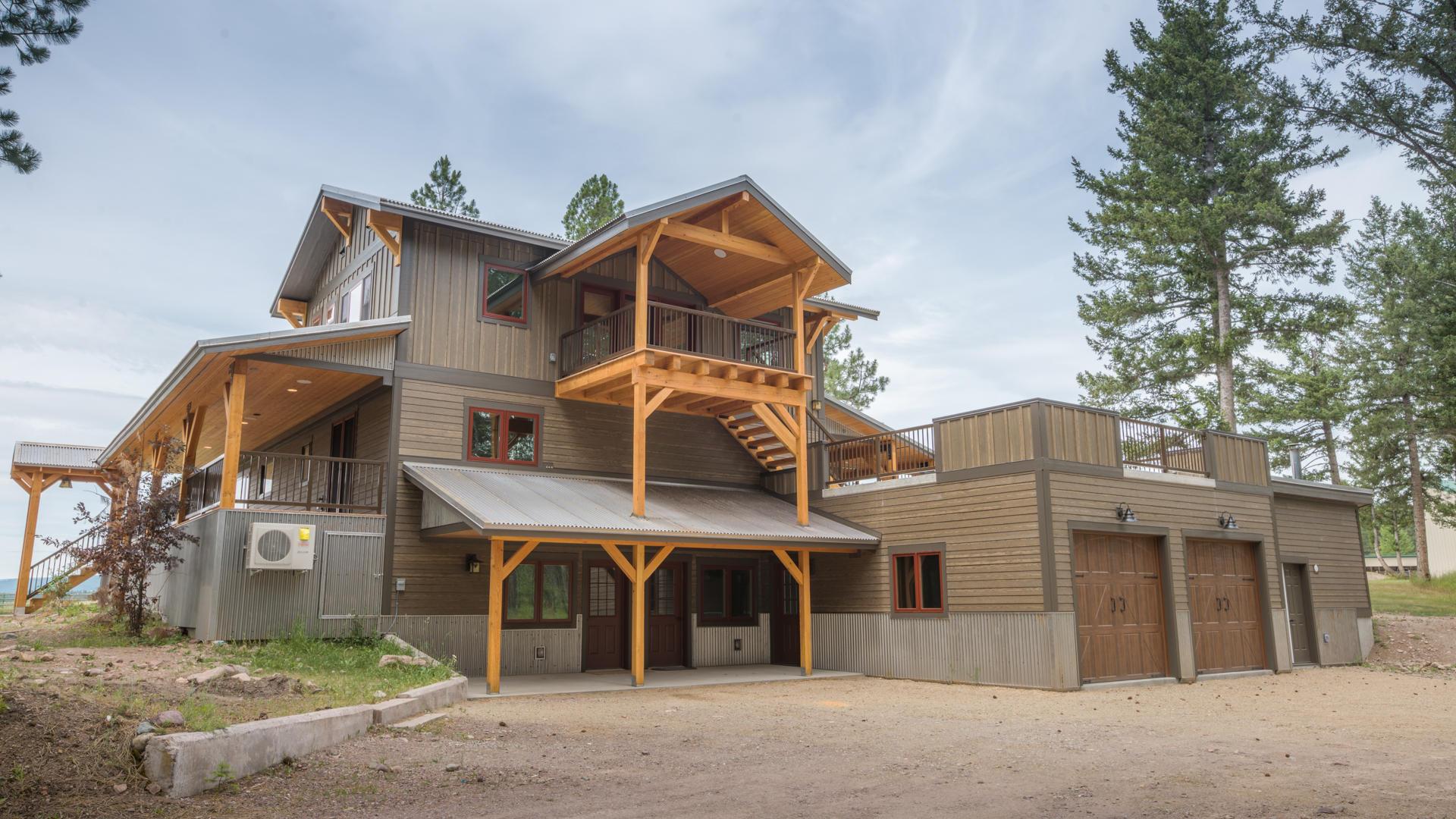 Exterior Main Ranch Home