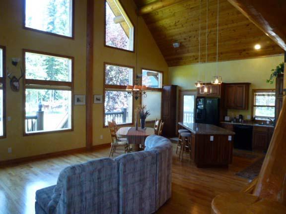 Interior Living Room Windows