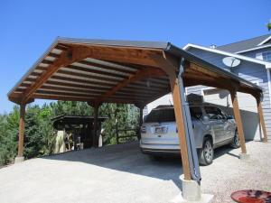 Large Carport